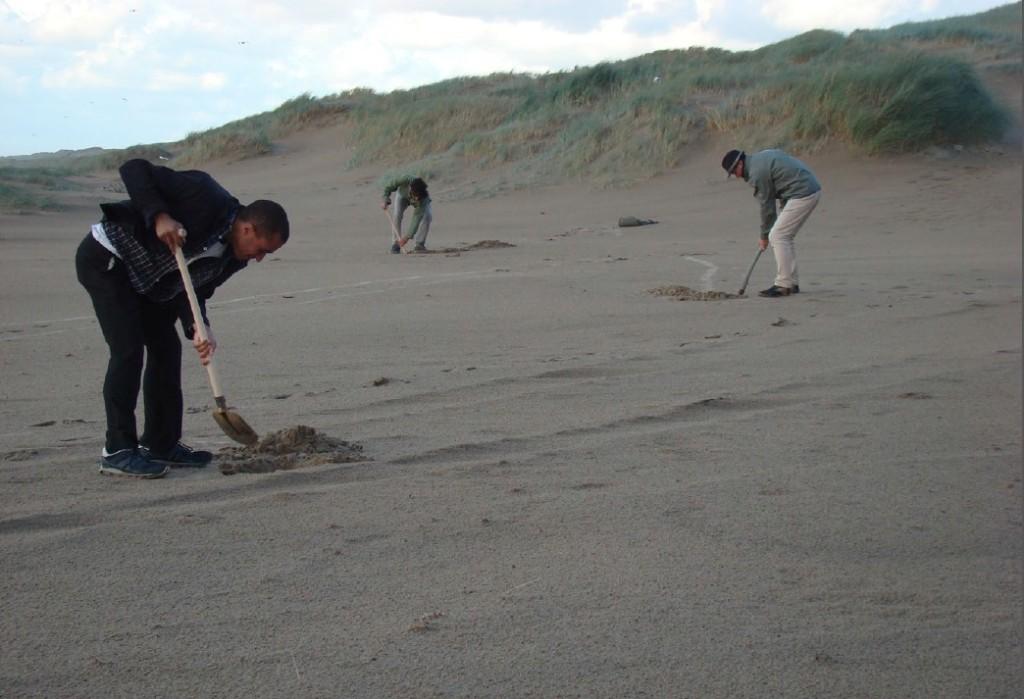 Digging Piece