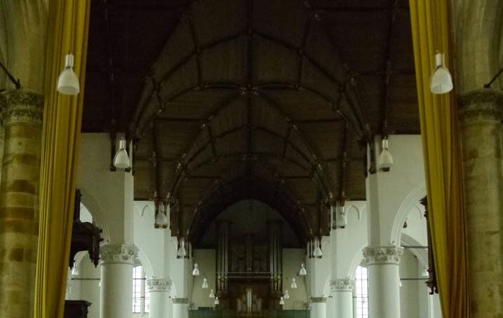 Grote Kerk Schip